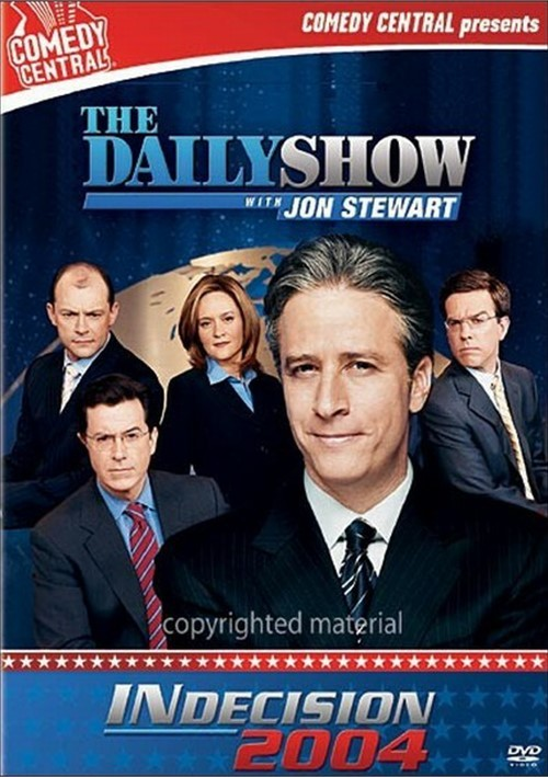Daily Show, The:  Indecision 2004 Movie