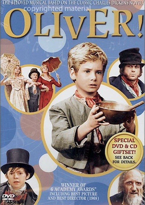 Oliver! (With Soundtrack CD) Movie