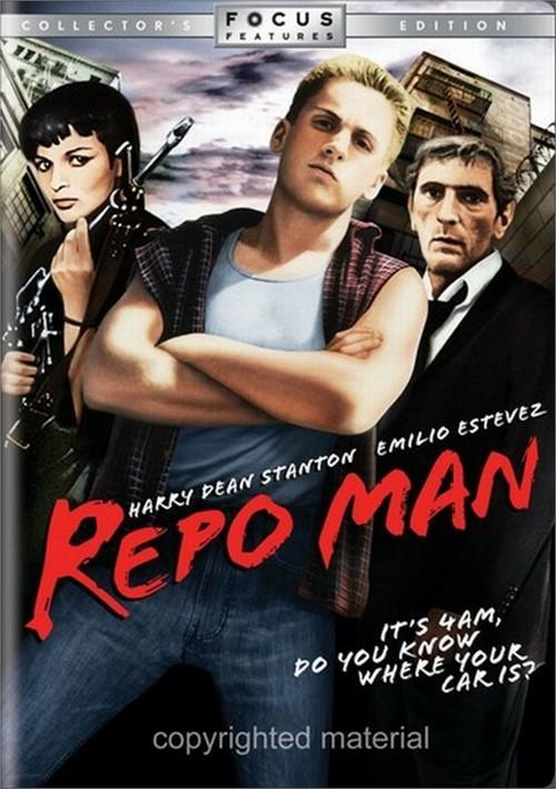 Repo Man: Special Edition Movie