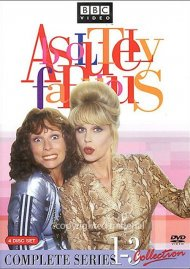 Absolutely Fabulous: Complete Series 1 - 3 Collection Movie