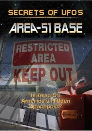 Secrets Of UFOs: Area 51 Base Movie