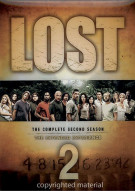 Lost: The Complete Second Season - The Extended Experience Movie