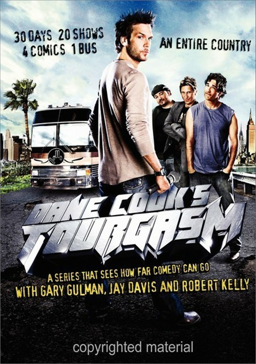 Dane Cooks Tourgasm Movie