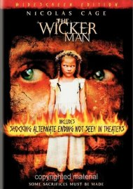 Wicker Man, The: Unrated And Rated (Widescreen) Movie