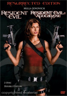 Resident Evil / Resident Evil: Apocalypse (Double Feature) Movie
