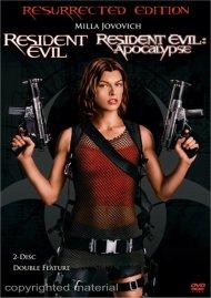 Resident Evil / Resident Evil: Apocalypse (Double Feature) Movie