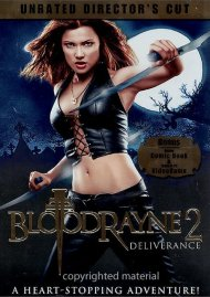 Bloodrayne 2: Deliverance (Unrated) Movie