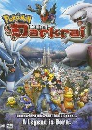 Pokemon: The Rise Of Darkrai Movie