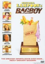National Lampoons Bagboy (Clean Artwork) Movie