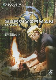 Survivorman: Season 3 Movie