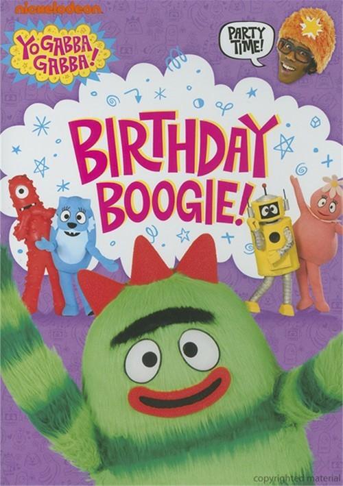 Yo Gabba Gabba: Birthday Boogie! Movie