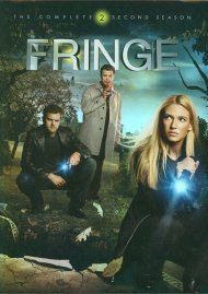 Fringe: The Complete Second Season Movie
