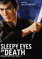 Sleepy Eyes Of Death: Volume Two - Collectors Set Movie