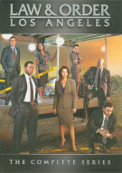 Law & Order: Los Angeles - The Complete Series Movie