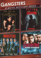 Gangsters: 4-Movie Spotlight Series Movie