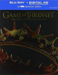 Game Of Thrones: The Complete Second Season (Blu-ray + Digital Copy) Blu-ray