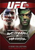 UFC 175: Weidman VS Machida Movie