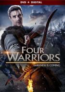 Four Warriors (DVD + UltraViolet) Movie