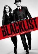 Blacklist, The: Complete Season Four Movie