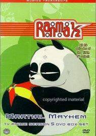 Ranma 1/2: Season 5 Box Set - Martial Mayhem Movie