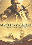 Master And Commander: The Far Side Of The World - Collectors Edition Movie