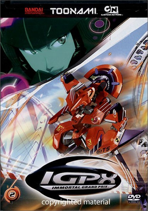 IGPX Volume 2: Uncut Edition Movie