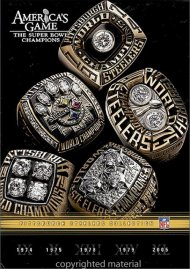NFL Americas Game: Pittsburgh Steelers Movie