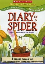 Diary Of A Spider...And More Cute Critter Stories Movie