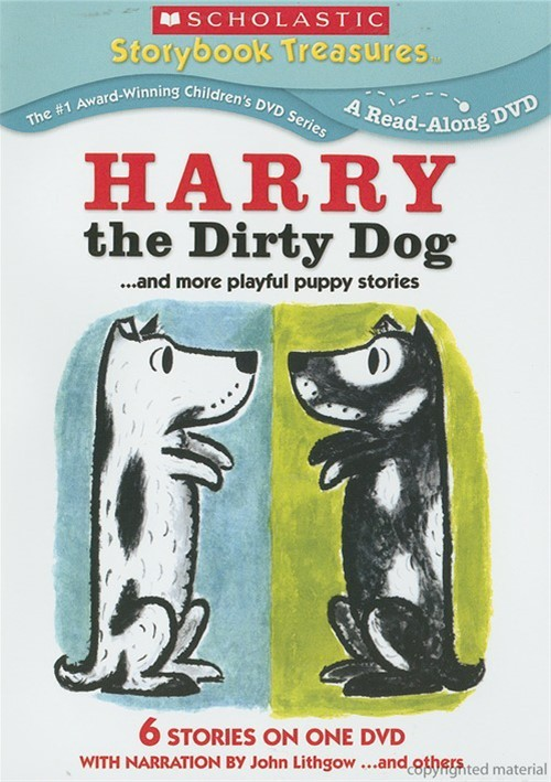 Harry The Dirty Dog...And More Playful Puppy Stories Movie
