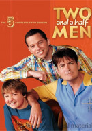 Two And A Half Men: The Complete Fifth Season Movie