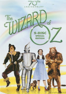 Wizard Of Oz, The: 70th Anniversary 2 Disc Special Edition Movie