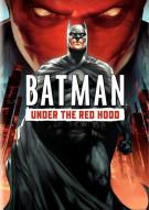 Batman: Under The Red Hood Movie