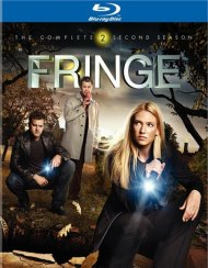 Fringe: The Complete Second Season Blu-ray