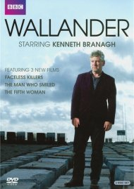 Wallander: Faceless Killers, The Man Who Smiled, The Fifth Woman Movie