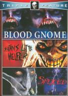 Blood Gnome / Satans Little Helper / Spliced (Horror Triple Feature) Movie