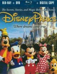 Disney Parks Blu-ray