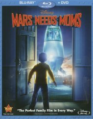 Mars Needs Moms (Blu-ray + DVD Combo) Blu-ray