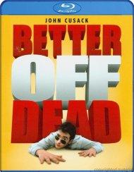 Better Off Dead Blu-ray