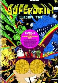 Superjail: Season Two Movie