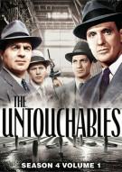 Untouchables, The: Season 4 - Volume 1 Movie