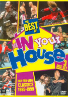 WWE: The Best Of WWE In Your House Movie