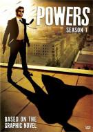 Powers: Season 1 Movie