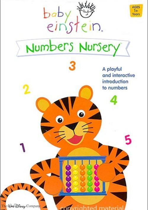 Baby Einstein: Numbers Nursery Movie