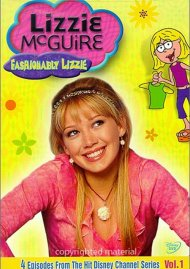 Lizzie McGuire: Volume 1 - Fashionably Lizzie Movie