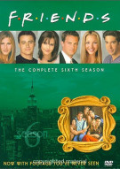 Friends: The Complete Sixth Season Movie