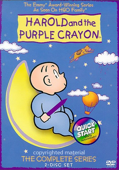 Harold And The Purple Crayon: The Complete Series Movie