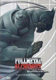 Fullmetal Alchemist: Volume 2 - Scarred Man Of The East Movie