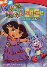 Dora The Explorer: Dance To The Rescue Movie