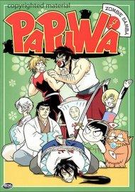 Papuwa: Volume 2 - Zombie Samba Movie