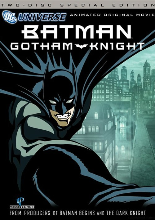 Batman: Gotham Knight - 2 Disc Special Edition Movie